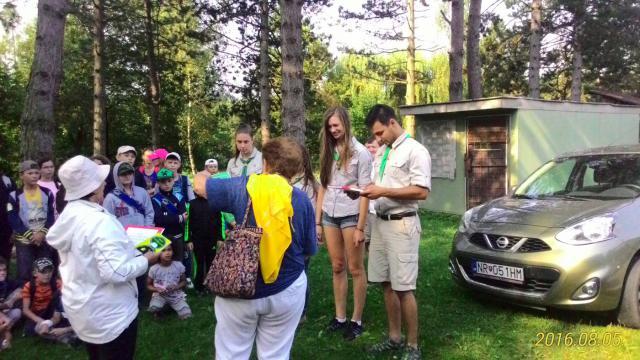 Nyári tábor a Csitári hegyek alatt - 09