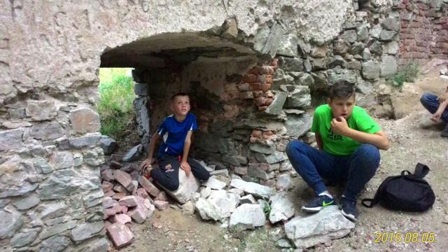 Nyári tábor a Csitári hegyek alatt - 15