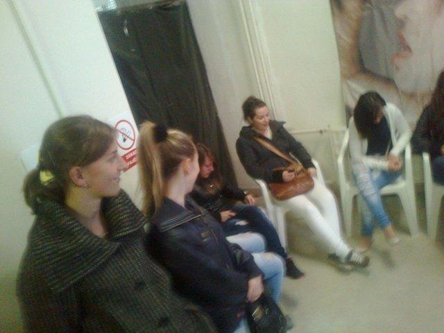 A kiállítás résztvevői